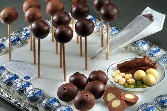 La composition des bonbons Mozartkugel©