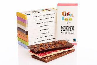 Les tablettes  de chocolat de Cocoa Loco©