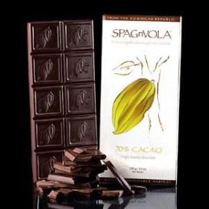 Tablette 70% cacao deSPAGnVOLA©