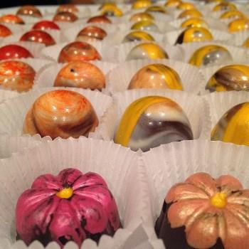Les truffes de Tease Chocolates©