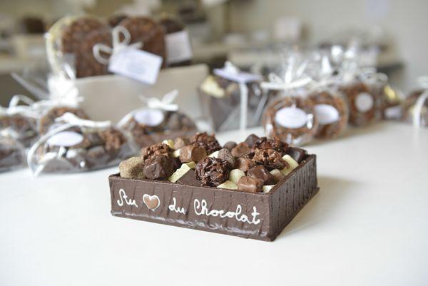 Au coeur du chocolat par Tristan©