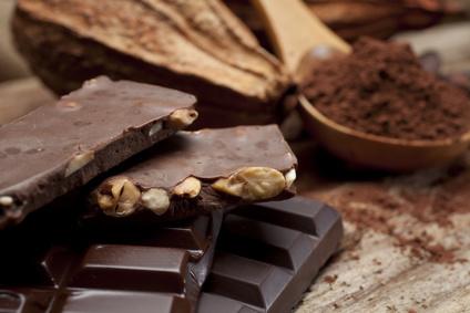 Chocolat, cacao et cabosse©