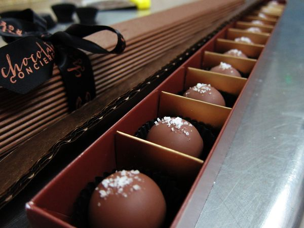 Caramel Salé pour Luanne© ChocConcierge.com