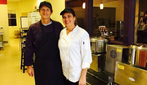 Dan et Joanne Sundell de Dark Forest Chocolates©Caitlyn Hartney, Buffalo News.jpg