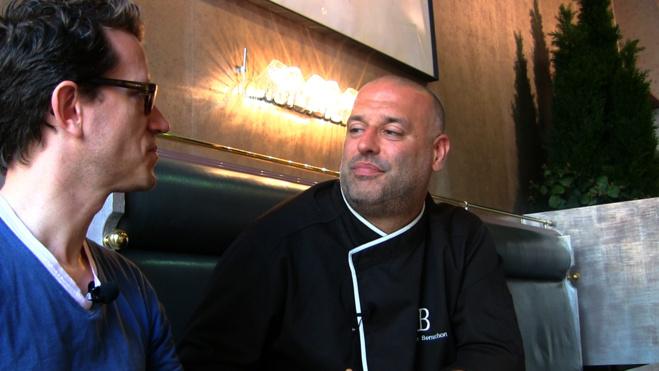 Sébastien Rivière et Philippe Bernachon© ChocoClic.com