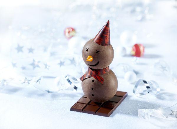 Bonhomme de neige par Leroux@