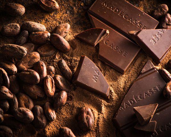 Chocolat 70% de cacao par Madécasse©