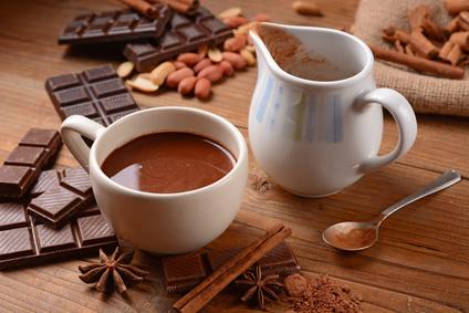 Boisson chocolatée©