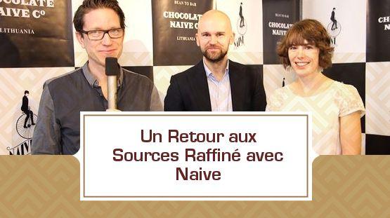 Sébastien Rivière, Arunas et Klervi Mandon© ChocoClic.com
