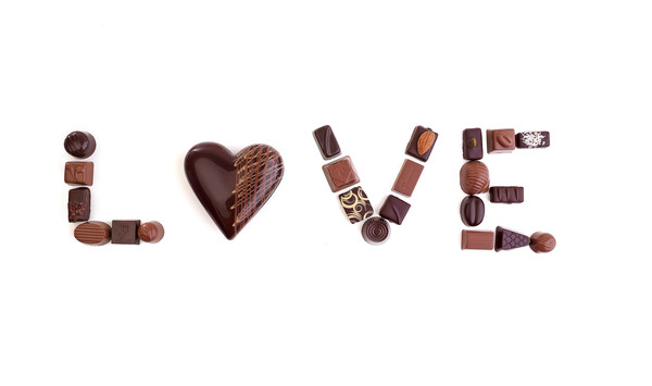 -LOVE  par Chocolaterie de Puyricard©