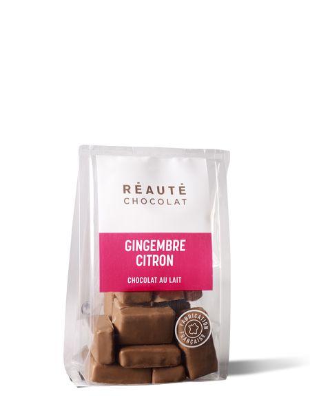 Chocolat Gingembre-Citron par Réauté©