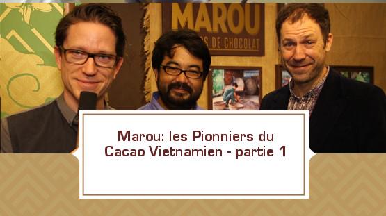 Sébastien Rivière, Samuel Maruta et Vincent Mourou© ChocoClic
