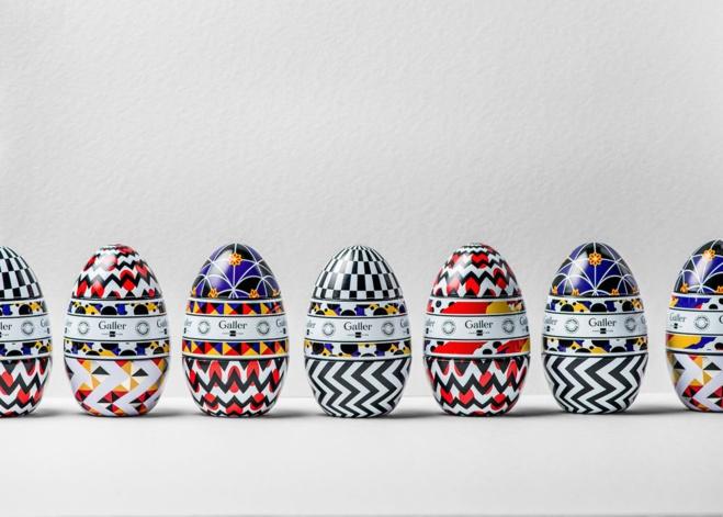 """Les """"Eggs à la mode"""" de Jean Galler et Jean-Paul Lespagnard©"""
