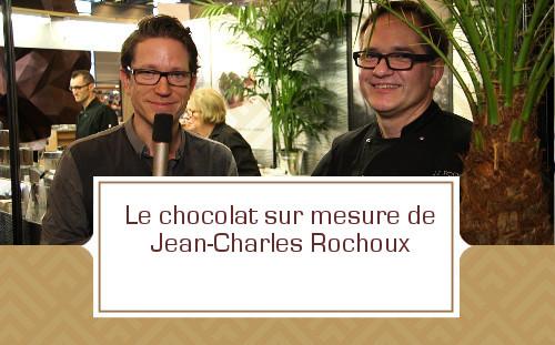 Sébastien Rivière et Jean-Charles Rouchoux© ChocoClic
