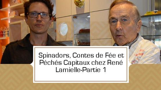 Sébastien Rivière et René Lamielle© ChocoClic
