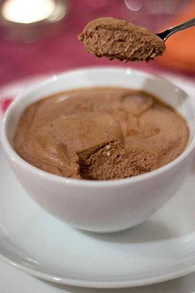 Mousse au chocolat©