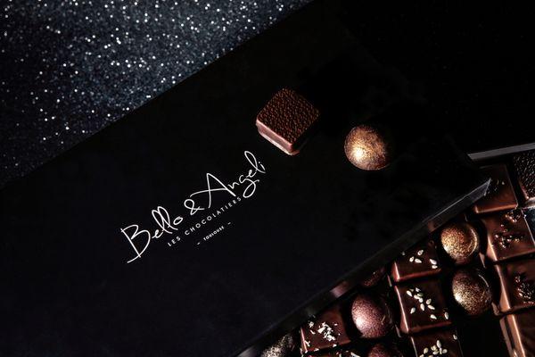 Les chocolats de Bello et Angeli©EGentils