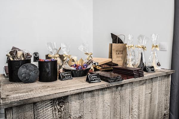 La gamme de produit Puerto Cacao©