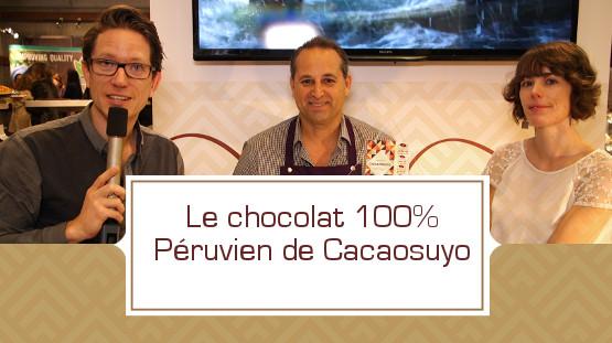Sébastien Rivière, Samir Giha et Klervi Mandon© ChocoClic.com