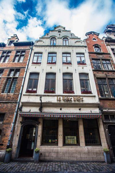 Le musée ChocoStory de Bruxelles©