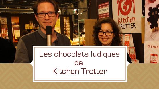 [VIDEO] Les chocolats ludiques de Kitchen Trotter