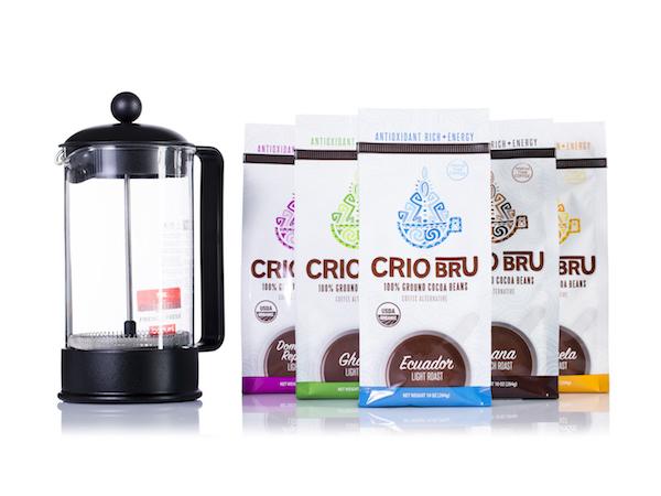 La boisson cohcolatée Crio Bru©