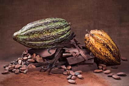 Cabosses, Fèves et chocolat©