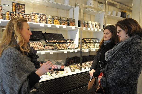 La découverte des chocolats de Paris avec Esprit Chocolat©