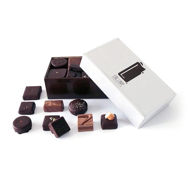 Les ballotins de la chocolaterie Lamy©