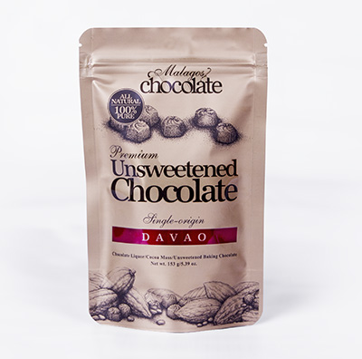 Le chocolat Malagos©