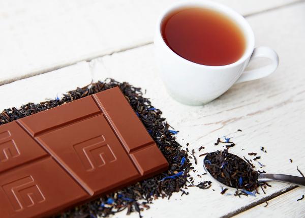 Le chocolat au Earl Grey de Love Cocoa©