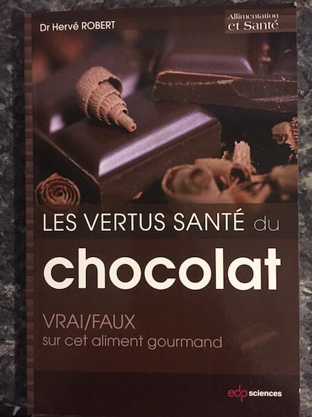 Les vertus santé du chocolat-couverture du Dr. Hervé Robert©
