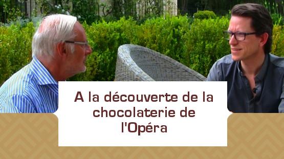 Olivier de Loisy et Sébastien Rivière©ChocoClic