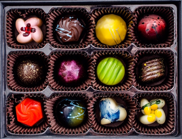 Les chocolats de Philip Ashley©Donny Granger