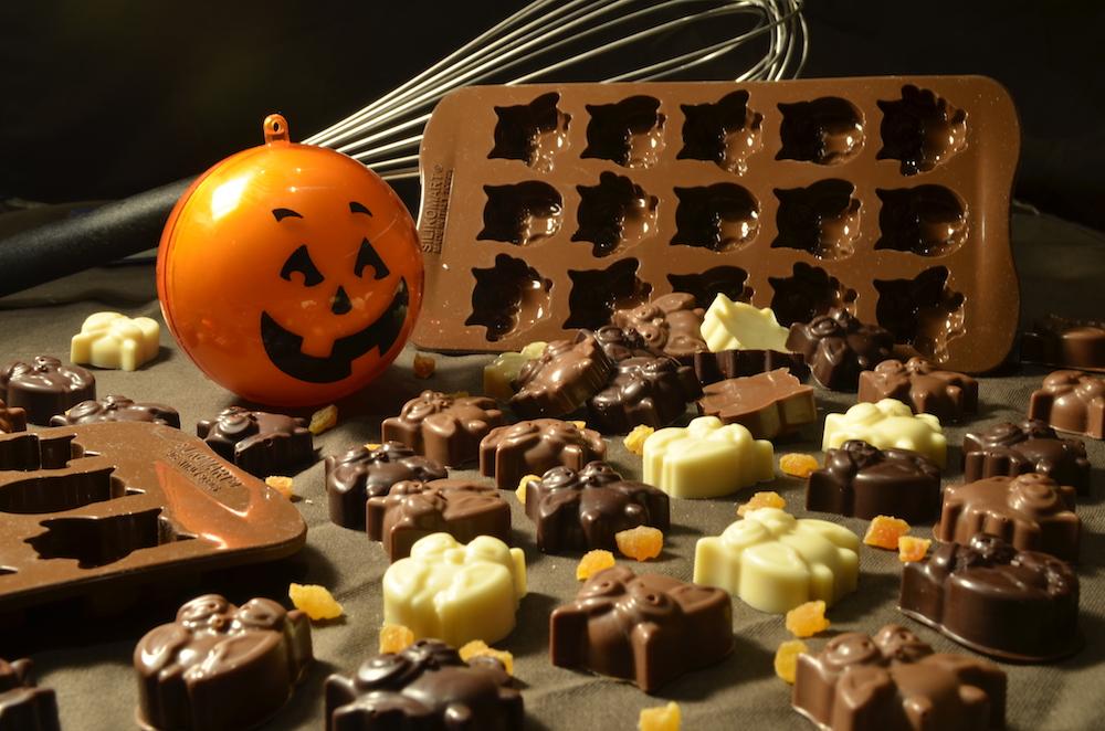 L'atelier d'Halloween par le musée du chocolat de Paris©