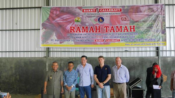 Callebaut en Indonésie©