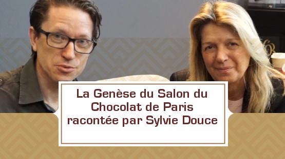Sébastien Rivière et Sylvie Douce©ChocoClic.com
