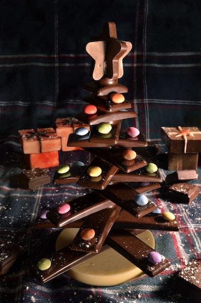 Ateliers Sapin de Noel ©Musée Gourmand du Chocolat