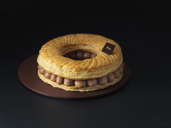 La galette des rois de la Maison du Chocolat©Caroline Faccioli