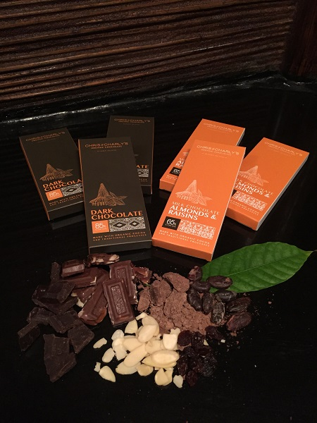 Le chocolat de Nihiwatu©