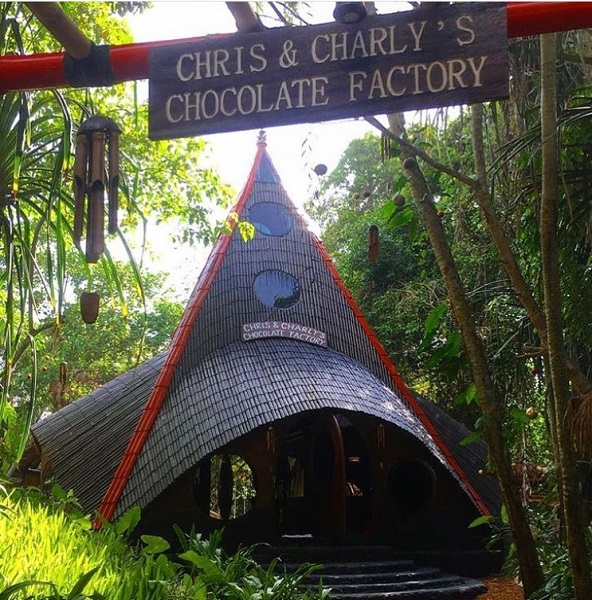 Chris and Charley's Chocolate Factory©
