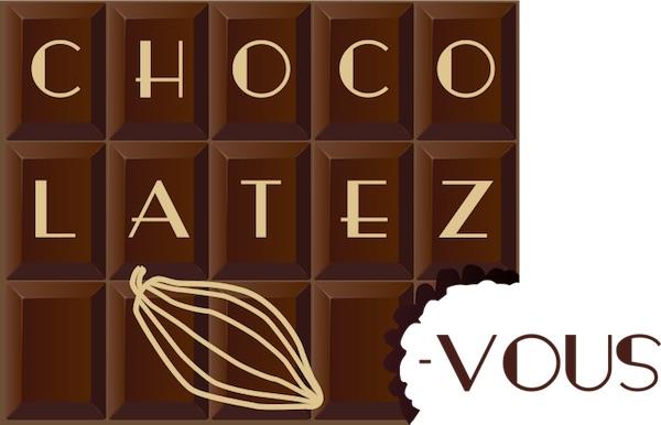 Le logo de Chocolatez-vous©