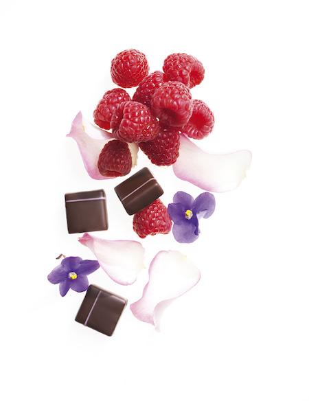 Fleurs&fruit par la Maison du Chocolat©Caroline Faccioli