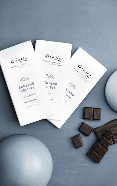 Les chocolats Oialla©Oialla