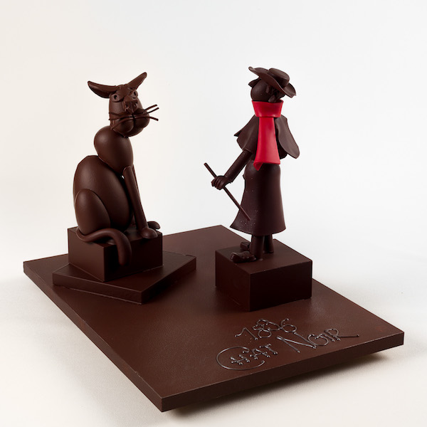 Valrhona Influences, Luc Eyriey, Au chat noir B Bodin©