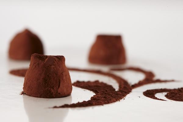 Truffes au chocolat par ChocMod©