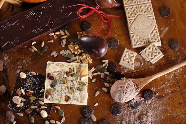 Chocolats et épices-Isabel Chocolate©