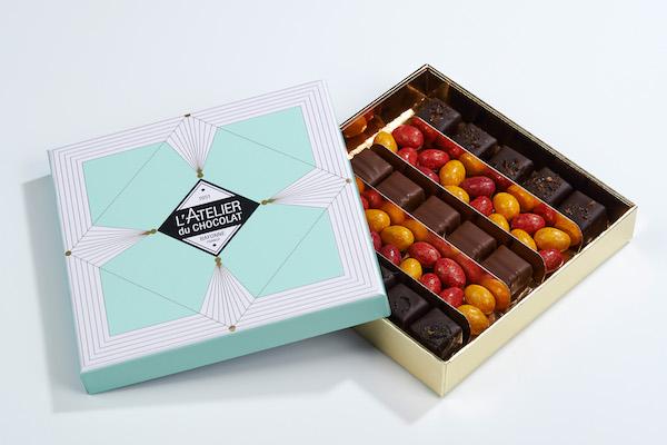 Coffret Ganaches- L'Atelier du Chocolat©