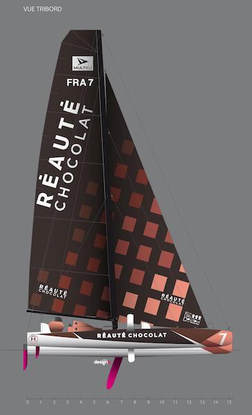 Le Multicoque Réauté Chocolat©