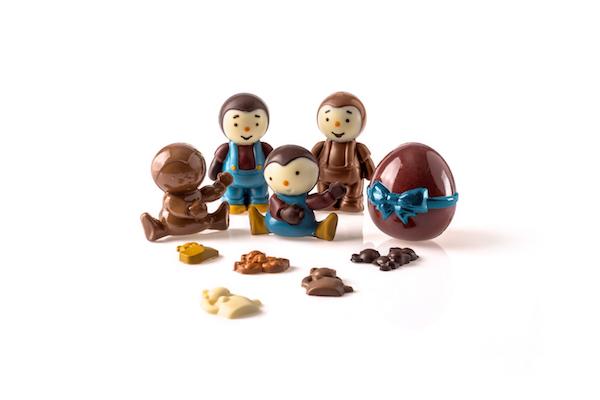 Les chocolats Tchoupi d'Hugo&Victor©